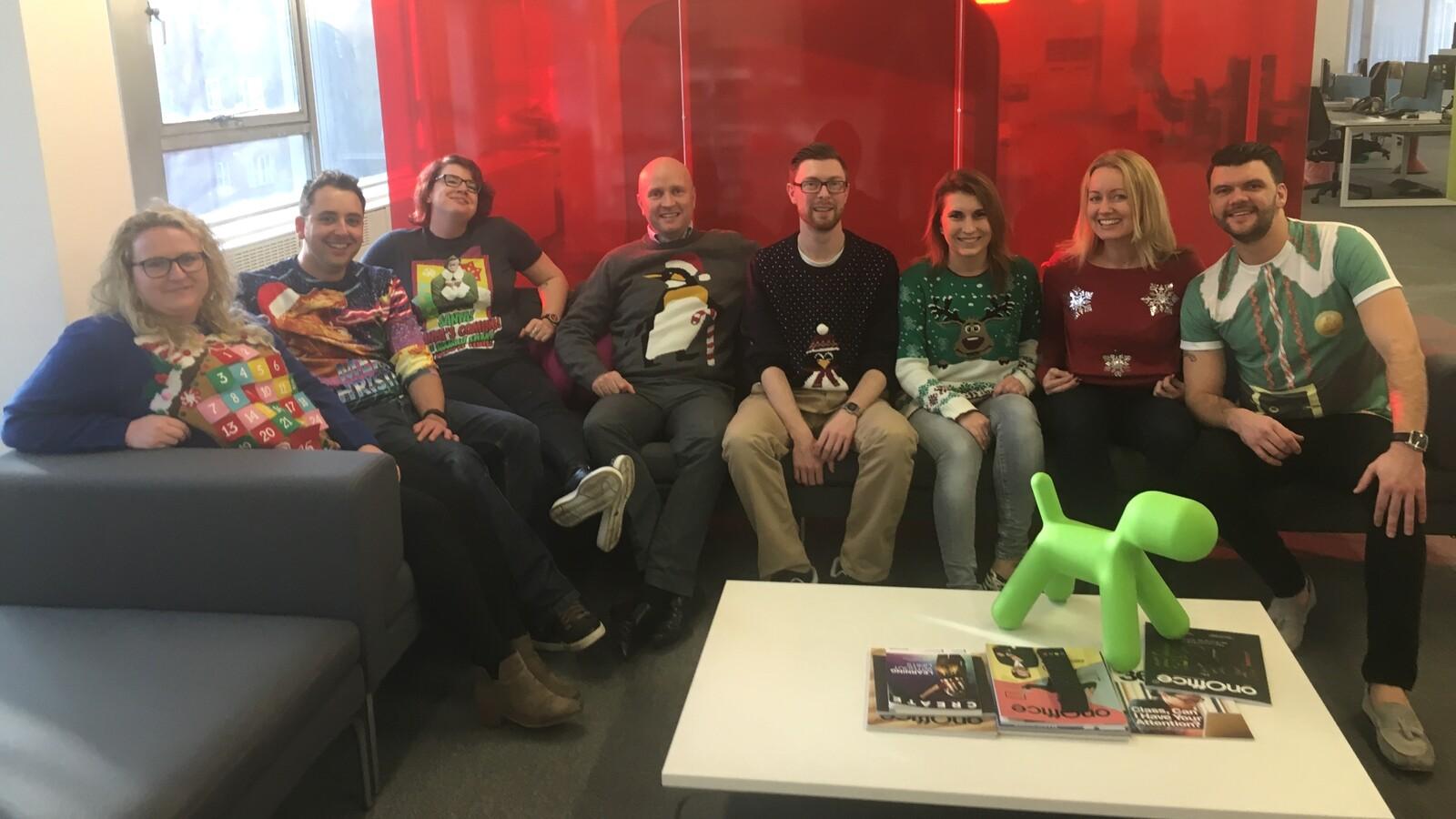 Portsdown getting in the Christmas spirit!