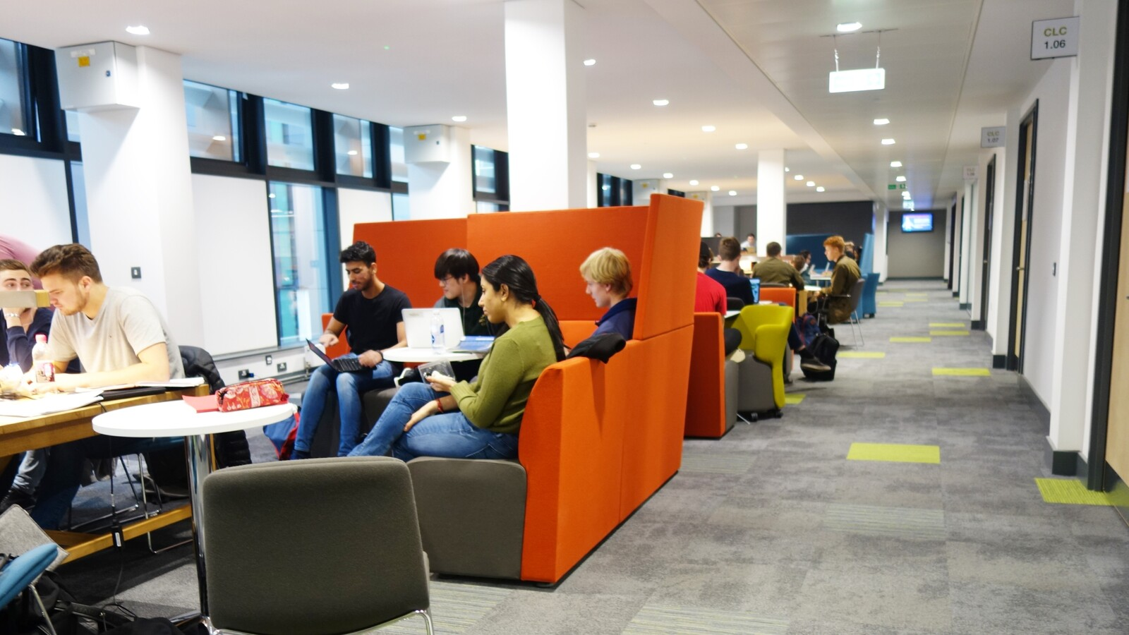 Clerici Building Breakout Space
