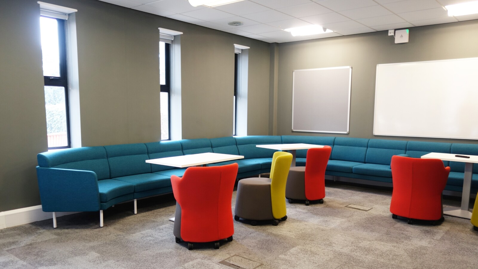 Oxford Brookes University - Wheatley Campus soft seating