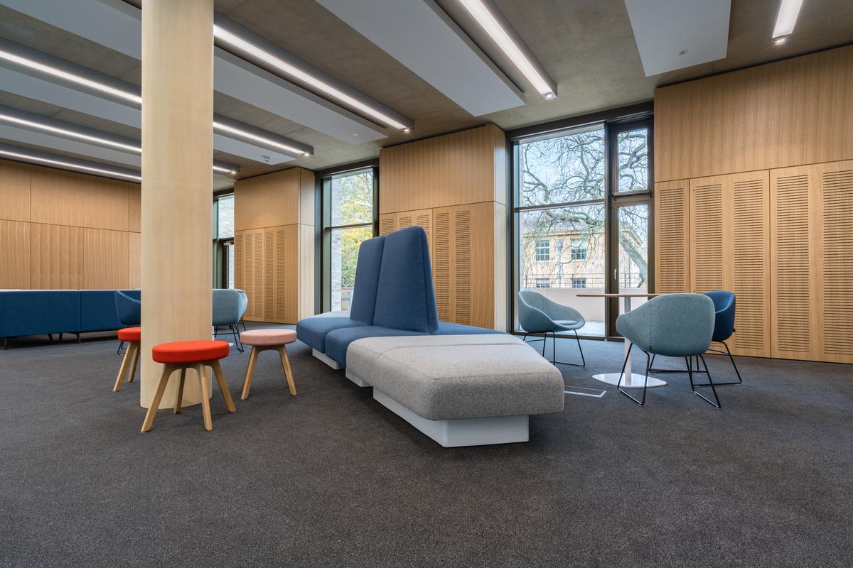 Cambridge University - Judge Business School Furniture