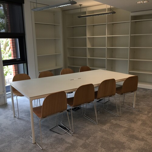 Meting table and chairs