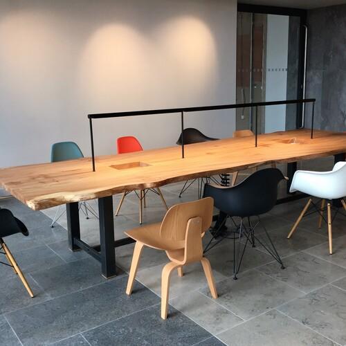 Thames Tower Street Level Reception Desk