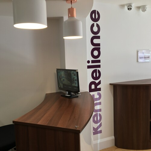 Kent Reliance Reception