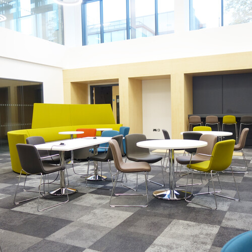 Oxford Brookes University - Clerci Building Breakout Space