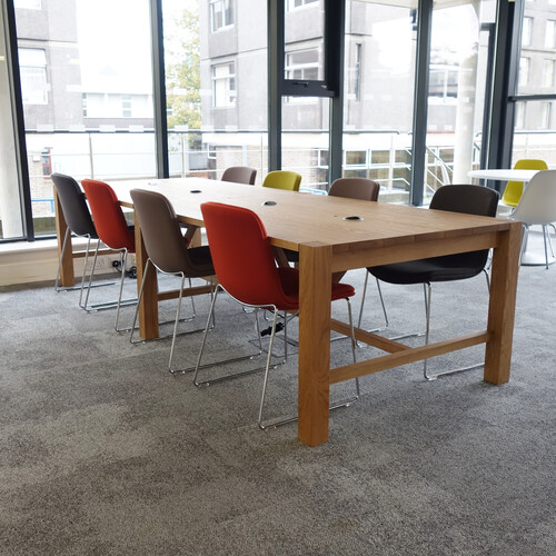 Oxford Brookes University - Group Working Area