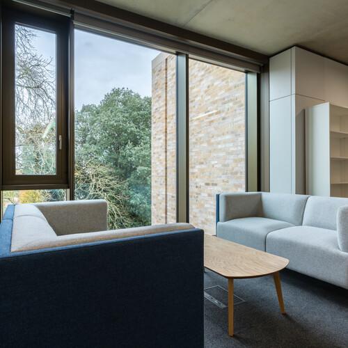 Cambridge University - Judge Business School - Soft Seating