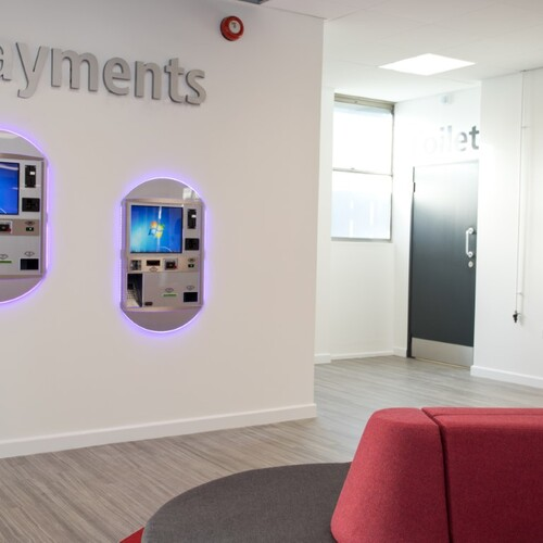 Payment Stations
